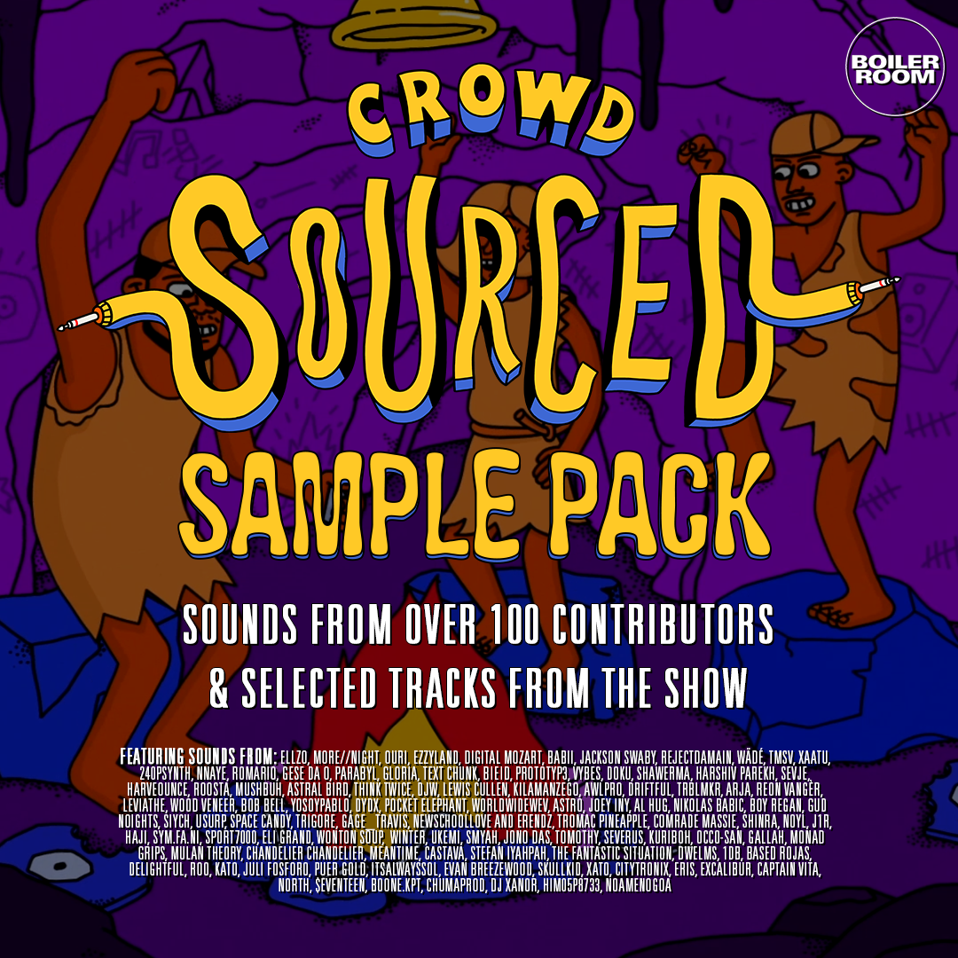 Crowdsourced Sample Pack